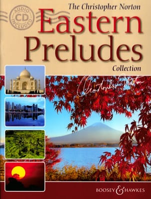 Eastern Preludes Collection Christopher Norton Partition laflutedepan