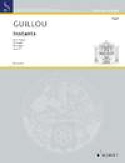 Jean Guillou - Instants op.57 - Partition - di-arezzo.fr