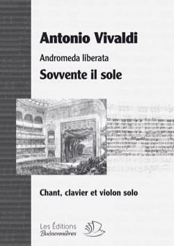 VIVALDI - Sovvente it sole. Andromeda liberata - Sheet Music - di-arezzo.com