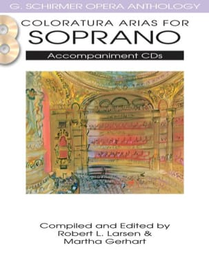 - Coloratura Arias - 3 CD - Partition - di-arezzo.fr
