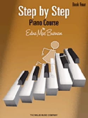 Edna-Mae Burnam - Step by step Book Volume 4 - Sheet Music - di-arezzo.com