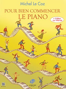 Michel LE COZ - To start the piano - Sheet Music - di-arezzo.com