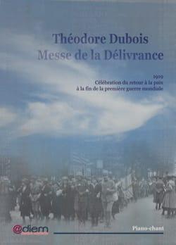 Messe de la délivrance - Théodore Dubois - laflutedepan.com