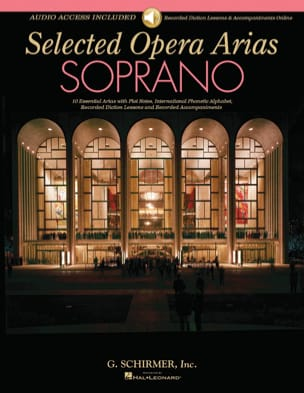 - Selected Opera Arias. Soprano - Partition - di-arezzo.fr
