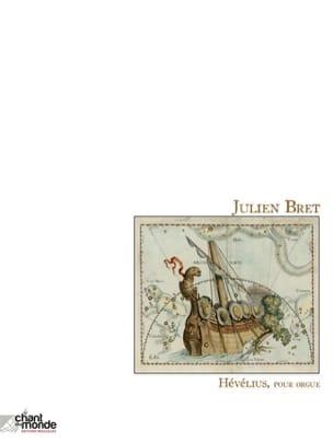 Julien Bret - Hévélius - Partition - di-arezzo.fr