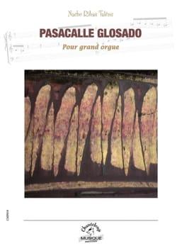 Pasacalle glosado - Talens Nacho Ribas - Partition - laflutedepan.com