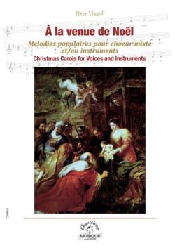 - A la venue de Noël - Partition - di-arezzo.fr