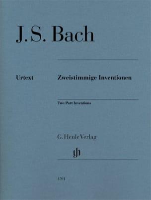 Jean-Sébastien Bach - Inventionen Bwv 772-786 - Sheet Music - di-arezzo.co.uk