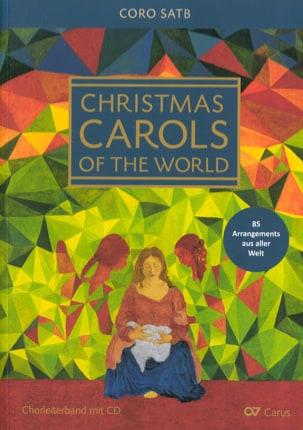 Christmas Carols of the world. - Partition - laflutedepan.com