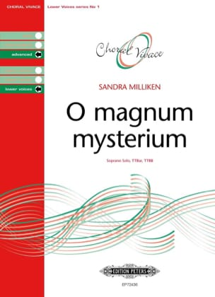 Sandra Milliken - O magnum mysterium - Partition - di-arezzo.fr