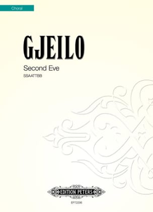 Ola Gjeilo - Second Eve - Sheet Music - di-arezzo.co.uk