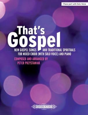 - That's Gospel - Sheet Music - di-arezzo.co.uk