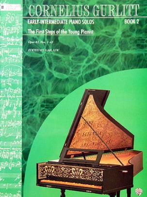 Cornelius Gurlitt - The first steps op. 82. Volume 2 - Sheet Music - di-arezzo.com