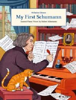 SCHUMANN - My First Schumann - Partition - di-arezzo.fr