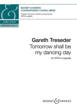 Tomorrow shall be my dancing day - Gareth Treseder - laflutedepan.com