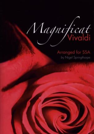 VIVALDI - Magnificat. SSA - Partition - di-arezzo.fr