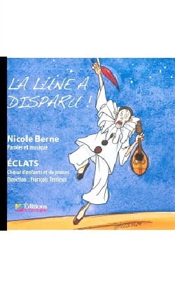 Nicole Berne - The moon has disappeared. CD - Sheet Music - di-arezzo.com