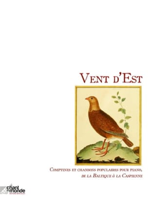Vent d'Est - Partition - di-arezzo.fr