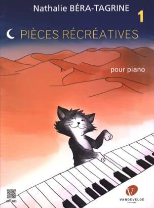 TAGRINE - Pièces récréatives Volume 1 - Partition - di-arezzo.fr
