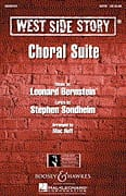 West Side Story Choral Suite SA BERNSTEIN Partition laflutedepan