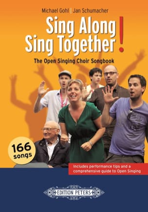 - Sing Along! Sing together - Sheet Music - di-arezzo.com