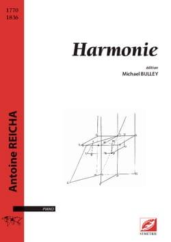 Harmonie - Antonin Reicha - Partition - Piano - laflutedepan.com