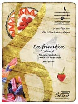 Les Friandises - Volume 2 laflutedepan