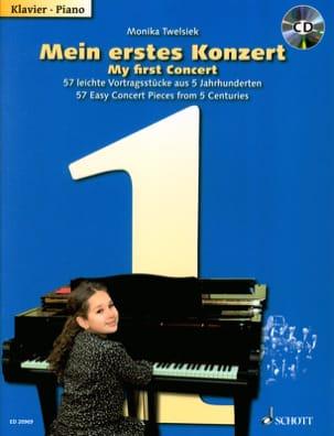 Meines Erstes Konzert - Partition - di-arezzo.fr
