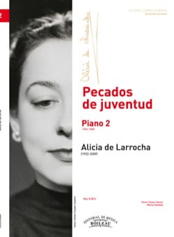 Piano Volume 2 - Alicia de Larrocha - Partition - laflutedepan.com