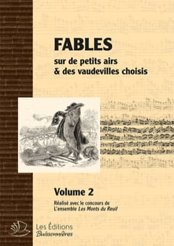 - Fables of the 18th. Book 2 - Sheet Music - di-arezzo.co.uk