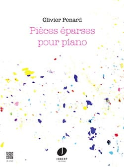 Olivier Penard - Scattered pieces op. 32 - Partition - di-arezzo.co.uk