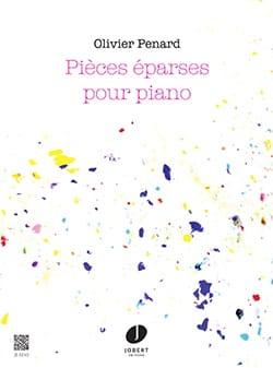 Pièces éparses op. 32 - Olivier Penard - Partition - laflutedepan.com