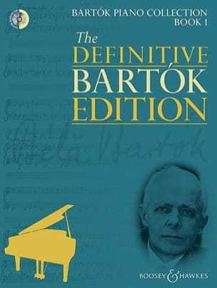 Bartok piano collection Volume 1 BARTOK Partition Piano - laflutedepan