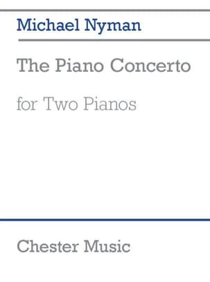 Michael Nyman - Concerto pour piano - Partition - di-arezzo.fr