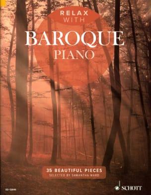 Relájese con piano barroco - Partitura - di-arezzo.es