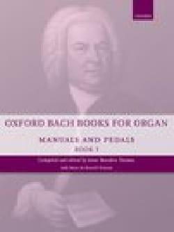 BACH - Oxford Bach Books for organ - Volume 3 - Partition - di-arezzo.fr