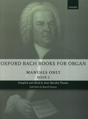 BACH - Oxford Bach Books for Volume 2 - Sheet Music - di-arezzo.com