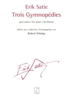 Erik Satie - 3 gymnopédies - Partition - di-arezzo.fr