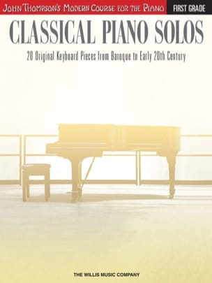 Classical piano solos - Volume 1 - Partition - di-arezzo.fr