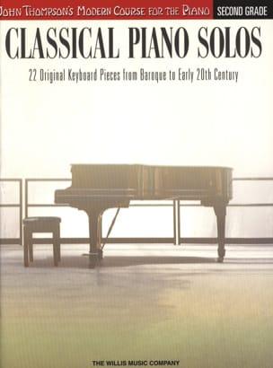 - Classical piano solos. Volume 2 - Sheet Music - di-arezzo.co.uk