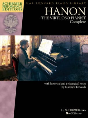 HANON - The Virtuoso Pianist in 60 exercises - Partition - di-arezzo.co.uk