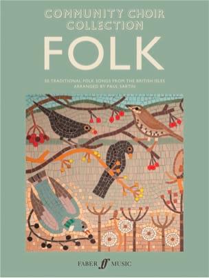 Folk - Partition - Chœur - laflutedepan.com