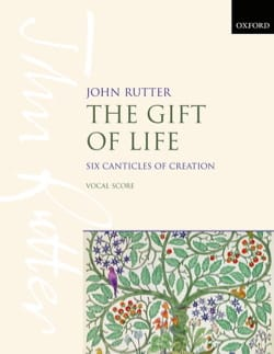 John Rutter - The Gift of Life - Partition - di-arezzo.fr