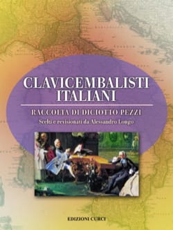 - Clavicembalisti Italiani - Sheet Music - di-arezzo.co.uk