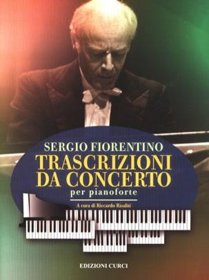 Transcriptions - Sergio Fiorentino - Partition - laflutedepan.com