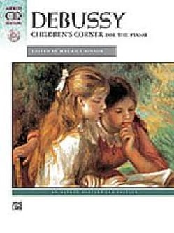 Claude Debussy - Children's Corner - Partition - di-arezzo.fr