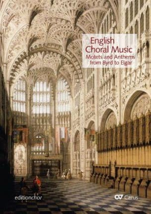 - English choral music - Sheet Music - di-arezzo.com