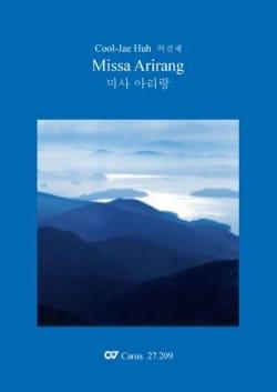 Missa Arirang - Cool-Jae Huh - Partition - Chœur - laflutedepan.com