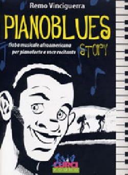 Remo Vinciguerra - Pianoblues Story - Sheet Music - di-arezzo.com