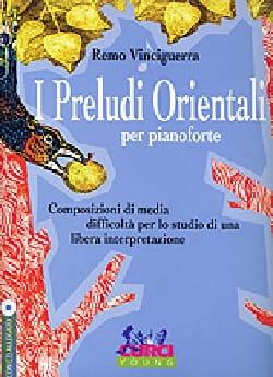 Remo Vinciguerra - I Preludi Orientali - Sheet Music - di-arezzo.com